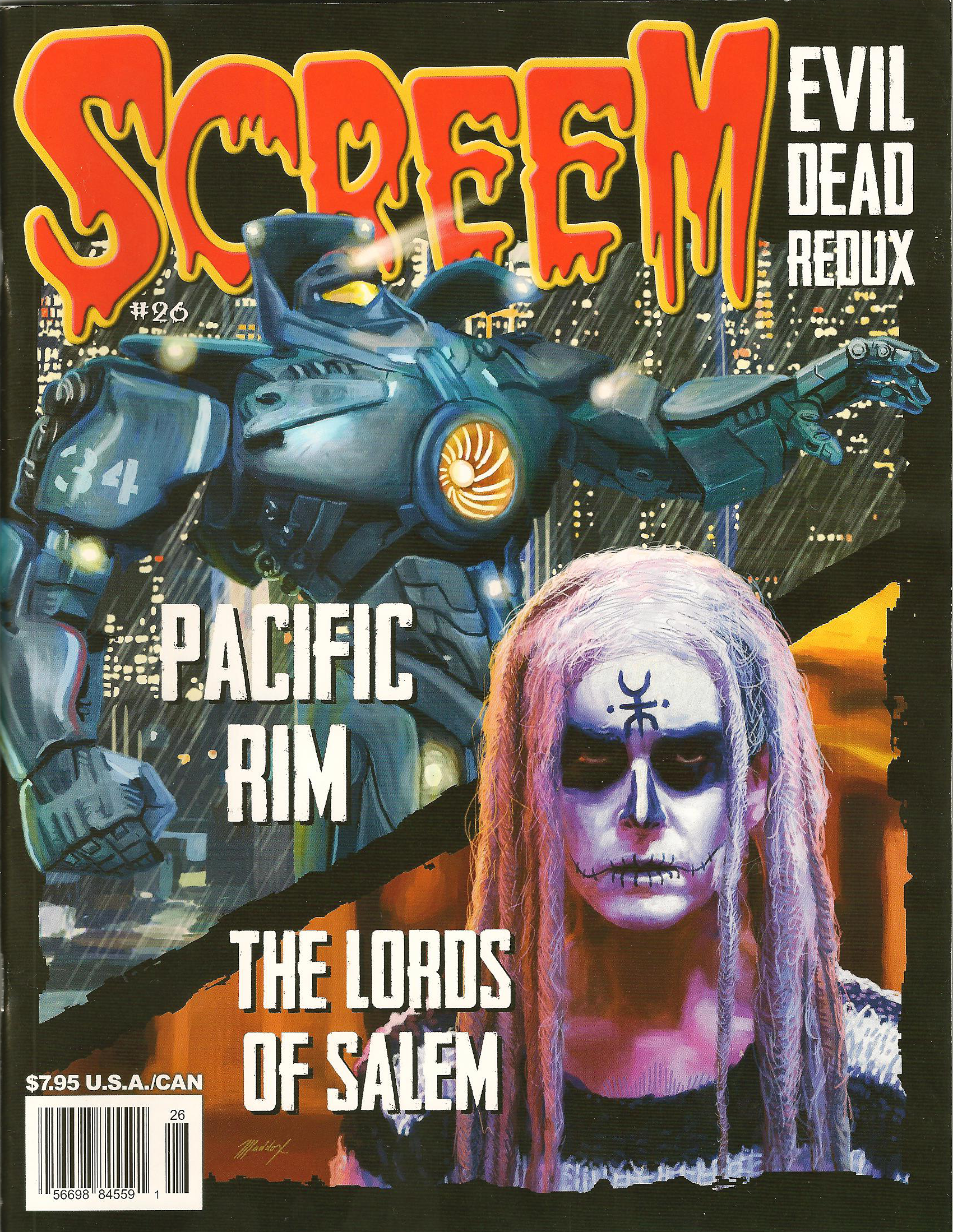 SCREEM Cover