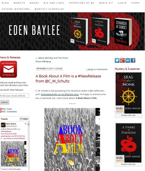Eden's ad